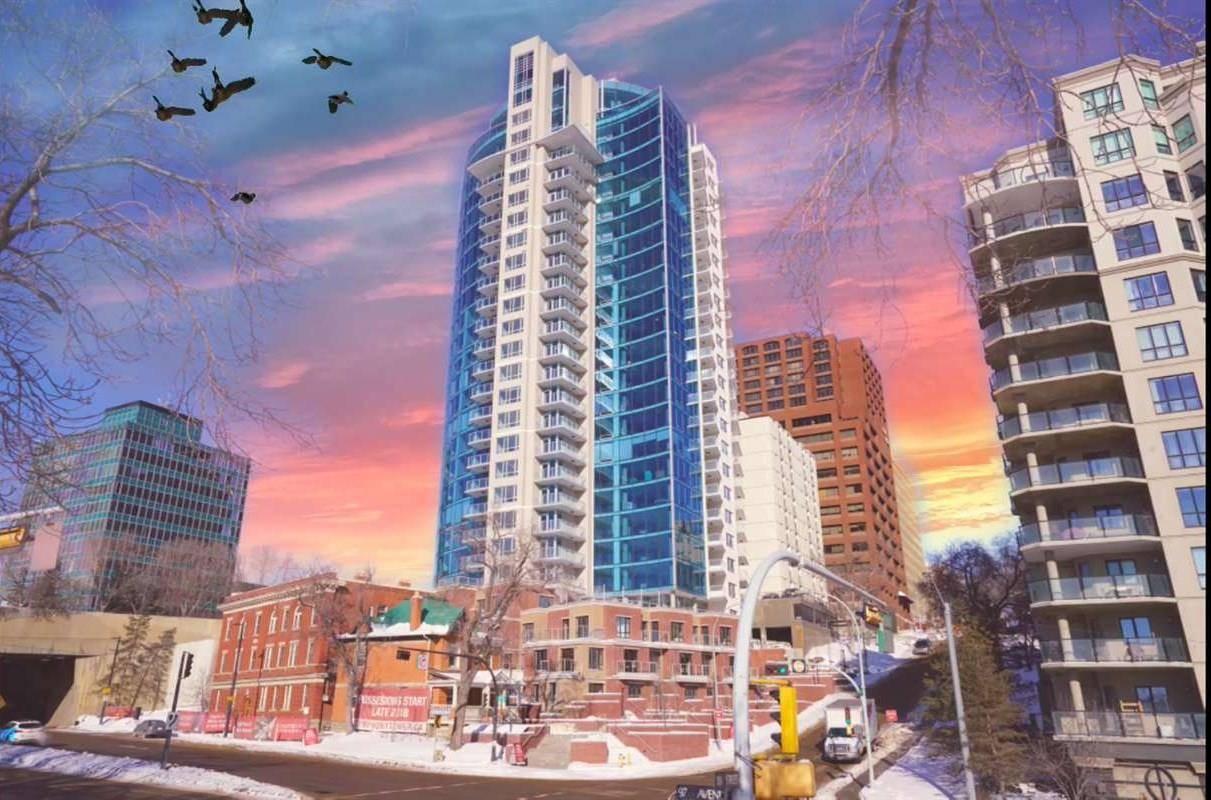 Condo for sale at 9720 106 St Nw Unit 1502 Edmonton Alberta - MLS: E4163739