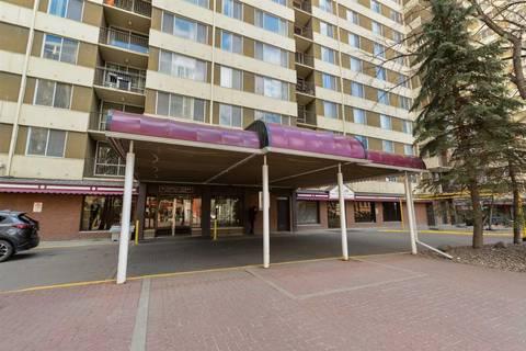 Condo for sale at 9909 104 St Nw Unit 1502 Edmonton Alberta - MLS: E4154078