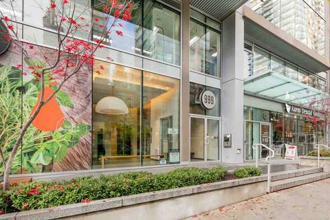 Condo for sale at 999 Seymour St Unit 1502 Vancouver British Columbia - MLS: R2438685