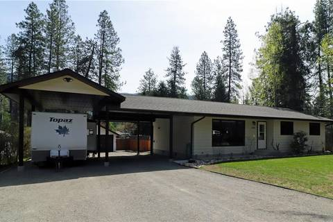 House for sale at 1502 Burger Rd Christina Lake British Columbia - MLS: 2437391