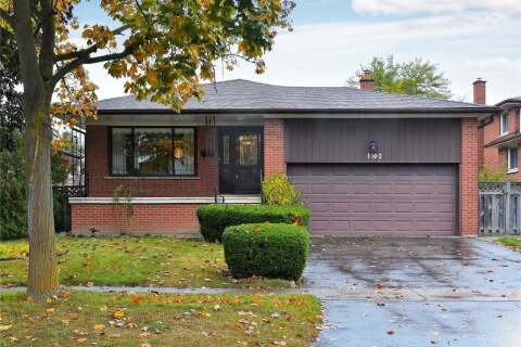 House for sale at 1502 Goldmar Dr Mississauga Ontario - MLS: W4960165