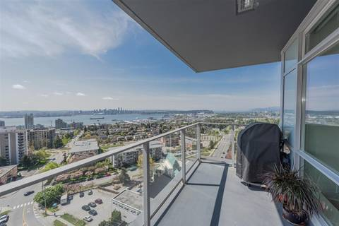 Condo for sale at 1320 Chesterfield Ave Unit 1503 North Vancouver British Columbia - MLS: R2374695