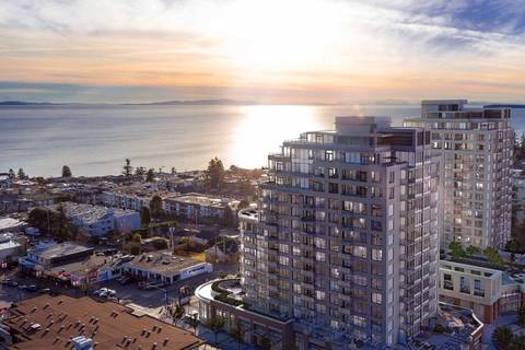 Condo for sale at 15165 Thrift Ave Unit 1503 White Rock British Columbia - MLS: R2451830