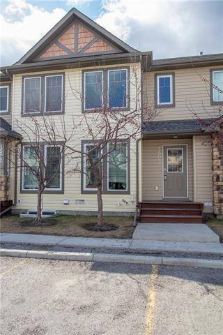 Townhouse for sale at 2445 Kingsland Rd Southeast Unit 1503 Airdrie Alberta - MLS: C4242051