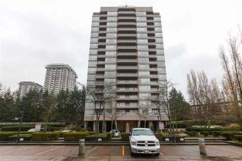 Condo for sale at 9633 Manchester Dr Unit 1503 Burnaby British Columbia - MLS: R2495202
