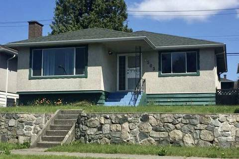 House for sale at 1503 60th Ave E Vancouver British Columbia - MLS: R2445267