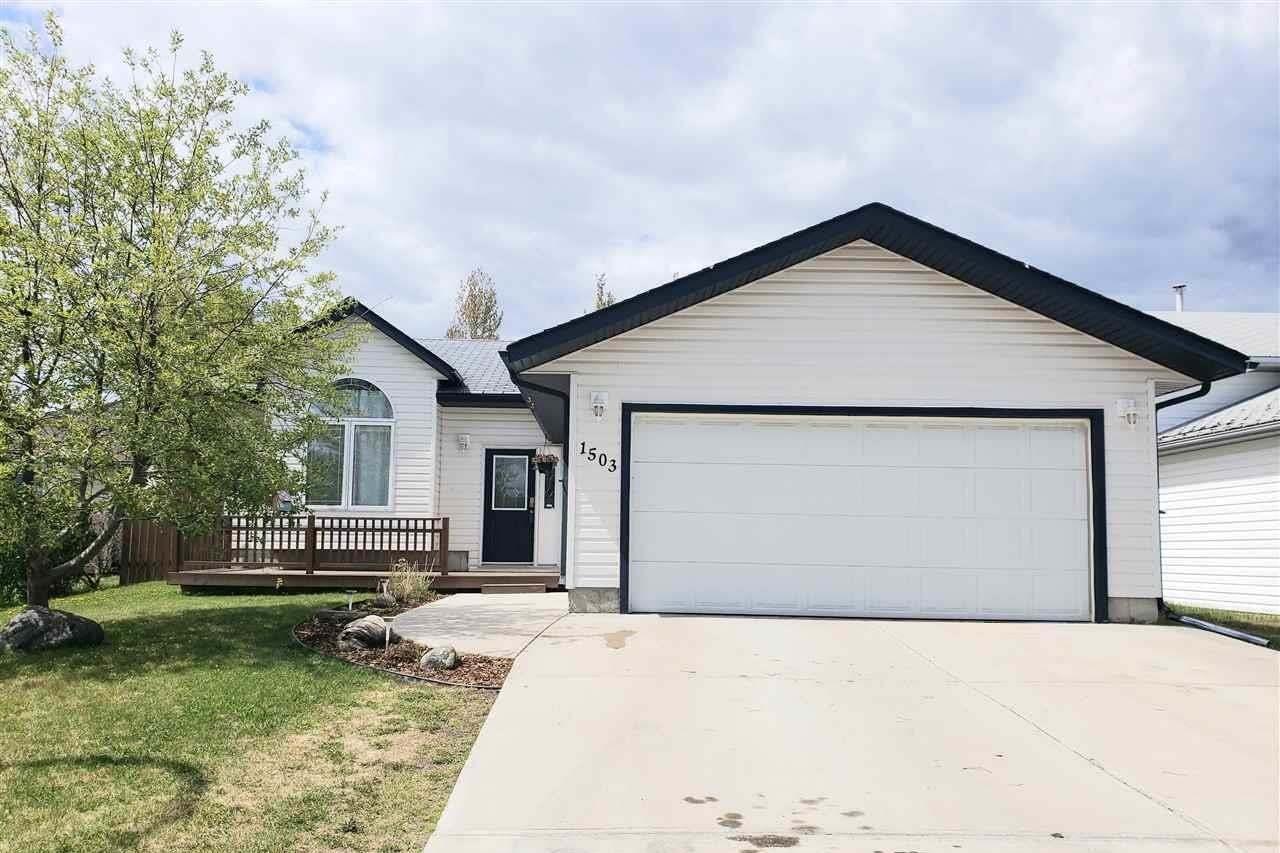 House for sale at 1503 Lakeridge Cl Cold Lake Alberta - MLS: E4197269