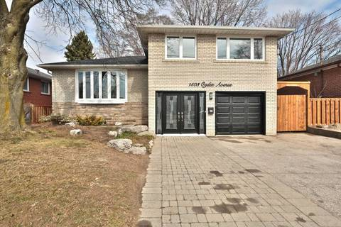 House for sale at 1503 Ogden Ave Mississauga Ontario - MLS: W4733923