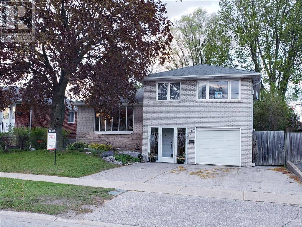 House for sale at 1503 Ogden St Mississauga Ontario - MLS: 30737285