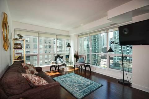Apartment for rent at 1 Scott St Unit 1504 Toronto Ontario - MLS: C4523180