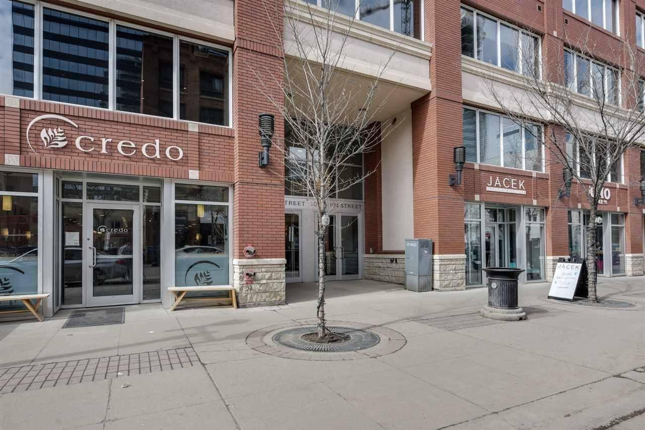 Condo for sale at 10136 104 St Nw Unit 1504 Edmonton Alberta - MLS: E4175696