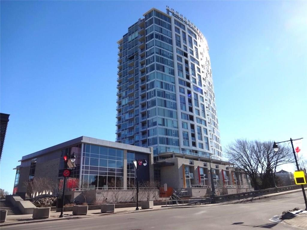 For Sale: 1504 - 1035 Bank Street Unit, Ottawa, ON | 1 Bed, 1 Bath Condo for $399,900. See 30 photos!