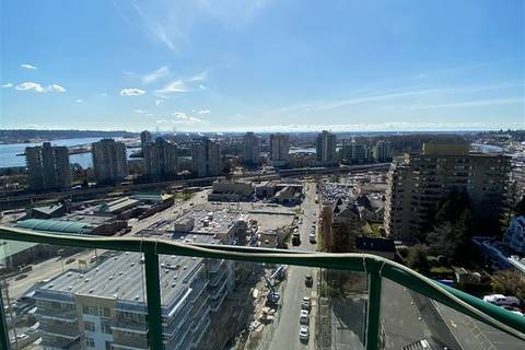 Condo for sale at 121 Tenth St Unit 1504 New Westminster British Columbia - MLS: R2444541