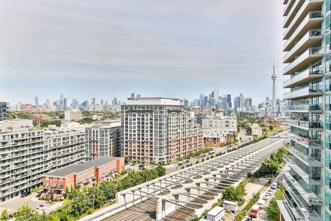 Apartment for rent at 125 Western Battery Rd Unit 1504 Toronto Ontario - MLS: C4555571