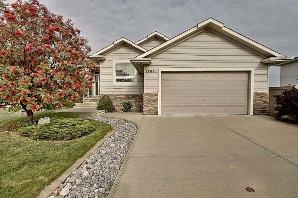 House for sale at 1504 147 Av NW Edmonton Alberta - MLS: E4187081