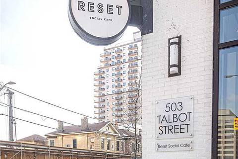 Condo for sale at 505 Talbot St Unit 1504 London Ontario - MLS: X4699353