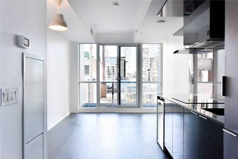 Apartment for rent at 70 Temperance St Unit 1504 Toronto Ontario - MLS: C4604231