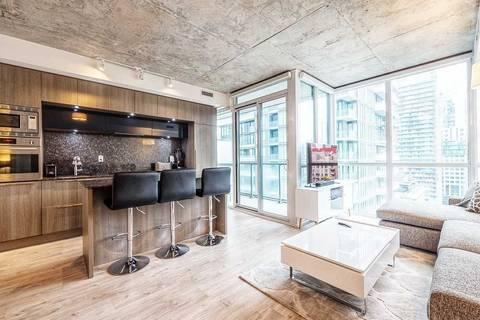 Apartment for rent at 88 Blue Jays Wy Unit 1504 Toronto Ontario - MLS: C4653001