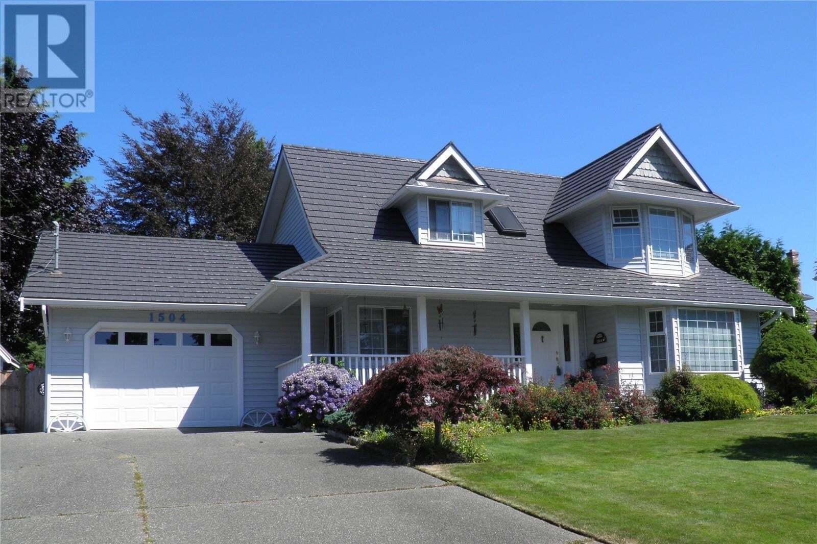 House for sale at 1504 Comox  Comox British Columbia - MLS: 850587