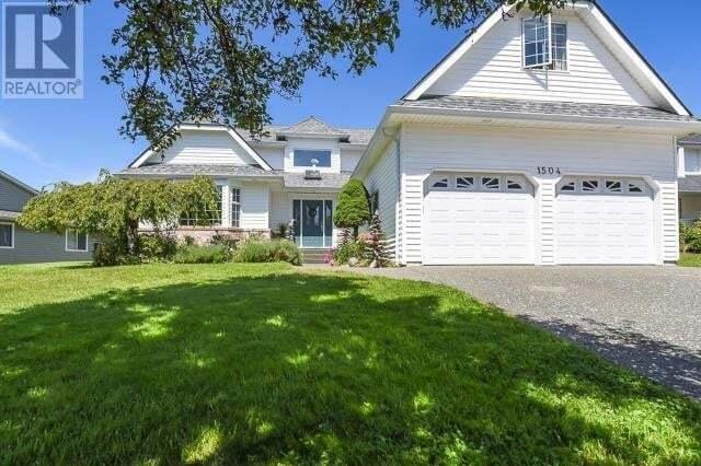 House for sale at 1504 Juniper Pl Comox British Columbia - MLS: 469428