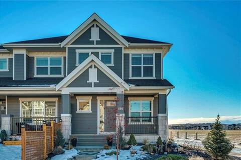 Townhouse for sale at 1504 Legacy Circ Southeast Calgary Alberta - MLS: C4224735