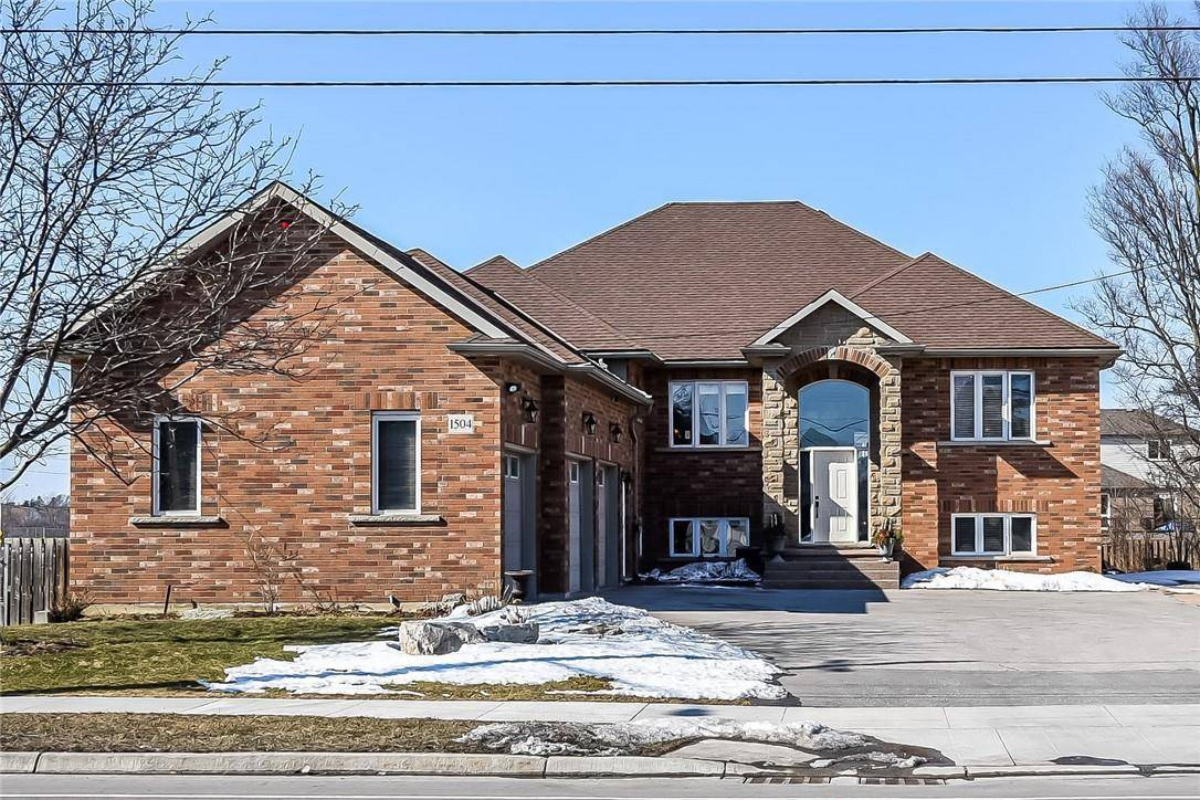 House for sale at 1504 Upper Sherman Ave Hamilton Ontario - MLS: H4073177