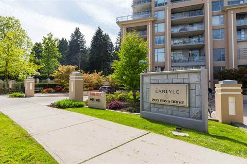 Condo for sale at 280 Ross Dr Unit 1505 New Westminster British Columbia - MLS: R2360641