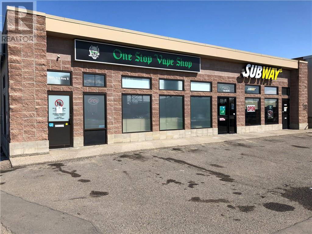 Commercial property for lease at 1505 3 Ave S Lethbridge Alberta - MLS: ld0191585