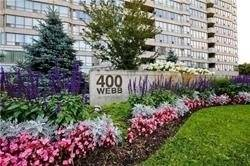 Apartment for rent at 400 Webb Dr Unit 1505 Mississauga Ontario - MLS: W4670921