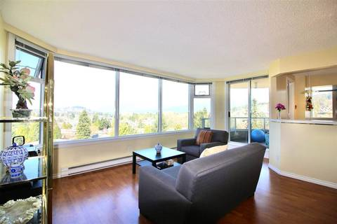 Condo for sale at 7321 Halifax St Unit 1505 Burnaby British Columbia - MLS: R2447885