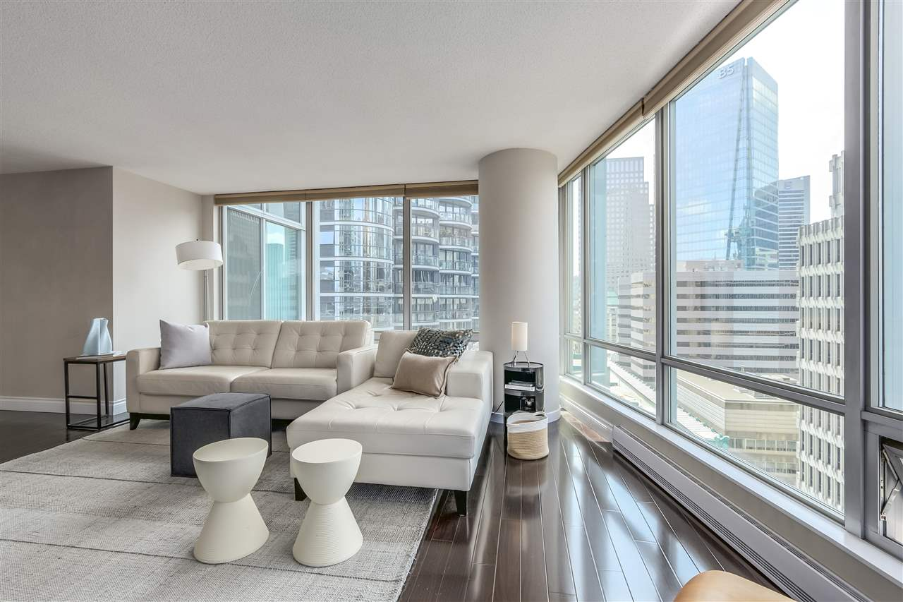 For Sale: 1505 - 837 West Hastings Street, Vancouver, BC | 2 Bed, 2 Bath Condo for $1,498,000. See 20 photos!