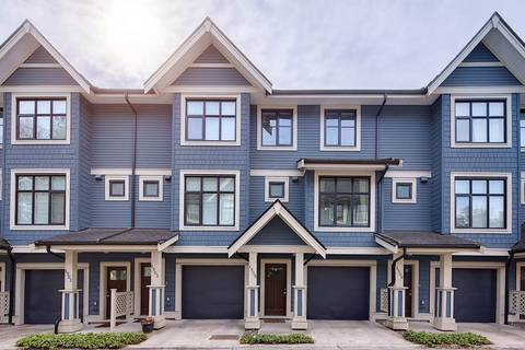 Townhouse for sale at 8485 New Haven Cs Unit 1505 Burnaby British Columbia - MLS: R2353704