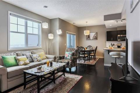 Townhouse for sale at 881 Sage Valley Blvd Northwest Unit 1505 Calgary Alberta - MLS: C4235484