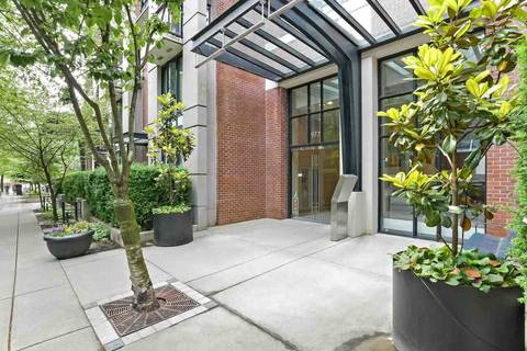 Condo for sale at 977 Mainland St Unit 1505 Vancouver British Columbia - MLS: R2387511