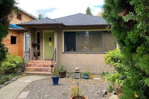 House for sale at 1505 Renfrew St Vancouver British Columbia - MLS: R2409479