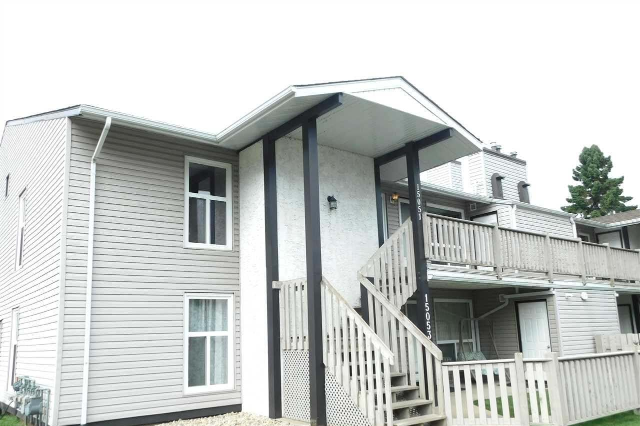 Townhouse for sale at 15051 26 St NW Edmonton Alberta - MLS: E4214988