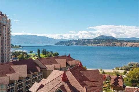 Condo for sale at 1075 Sunset Dr Unit 1506 Kelowna British Columbia - MLS: 10180366