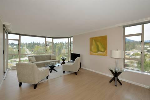 Condo for sale at 1327 Keith Rd E Unit 1506 North Vancouver British Columbia - MLS: R2364969