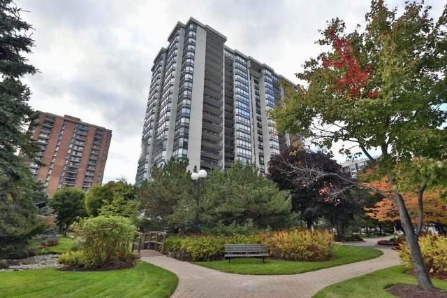 Sold: 1506 - 2180 Marine Drive, Oakville, ON