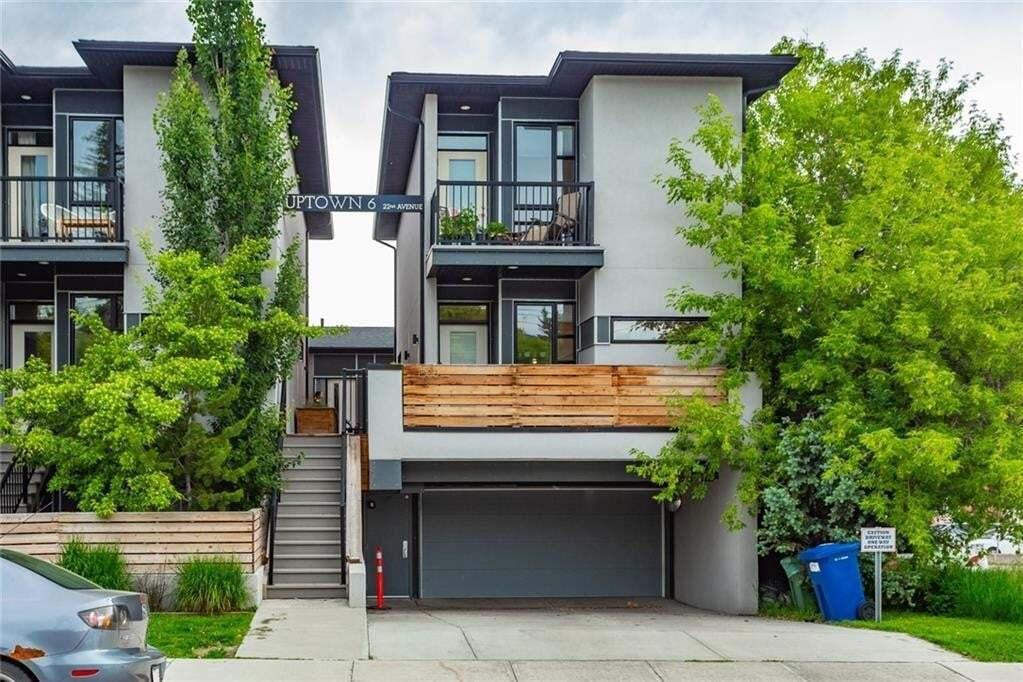 Townhouse for sale at 1506 22 Av SW Bankview, Calgary Alberta - MLS: C4306168