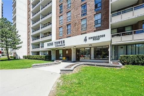 Condo for sale at 4 Kings Cross Rd Unit 1506 Brampton Ontario - MLS: W4648746