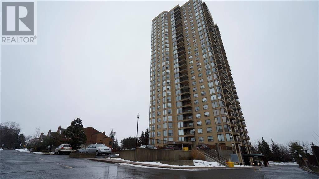 Apartment for rent at 545 St Laurent Blvd Unit 1506 Ottawa Ontario - MLS: 1184077