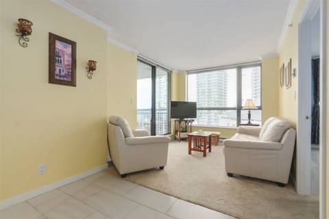 Condo for sale at 833 Agnes St Unit 1506 New Westminster British Columbia - MLS: R2396856