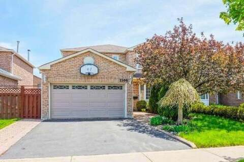 House for sale at 1506 Highbrook Ave Mississauga Ontario - MLS: W4770208