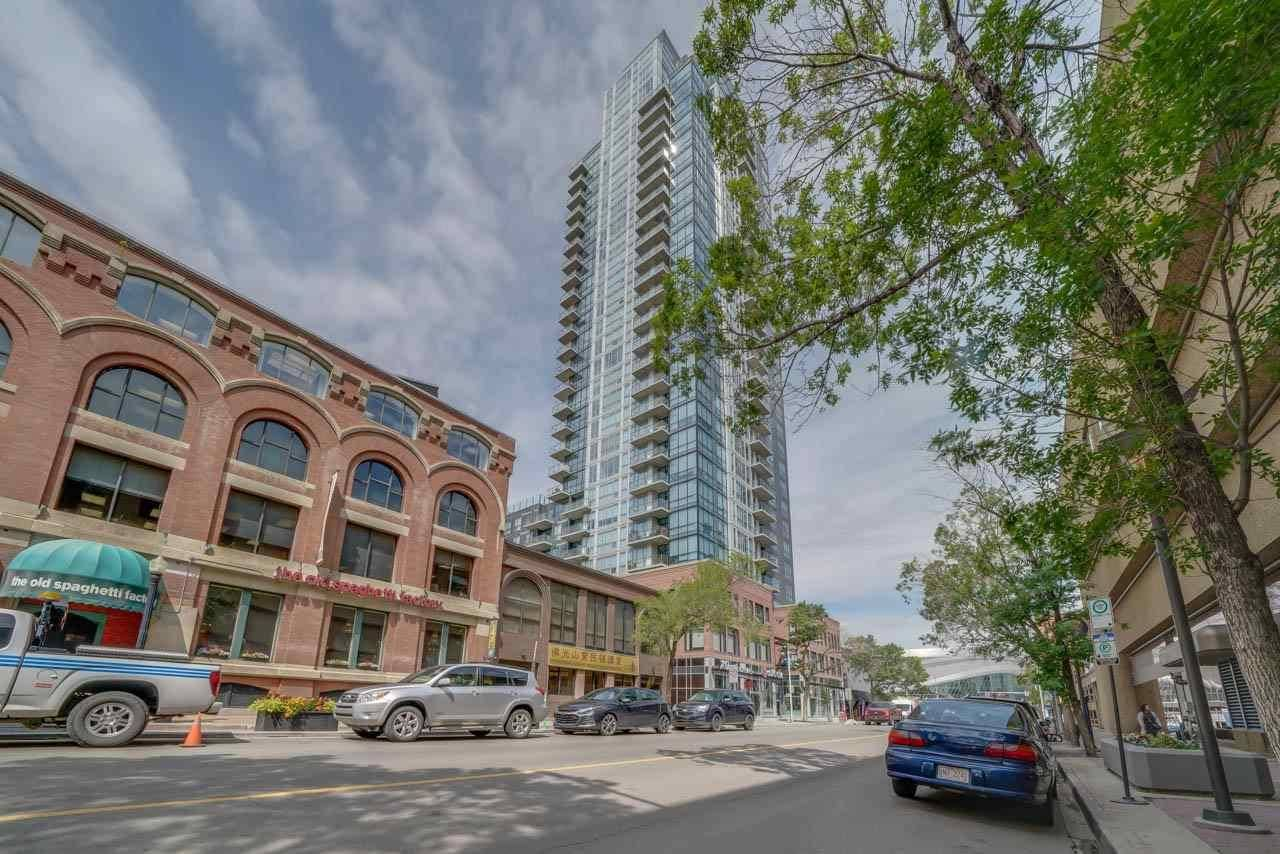 Condo for sale at 10238 103 St Nw Unit 1507 Edmonton Alberta - MLS: E4163656