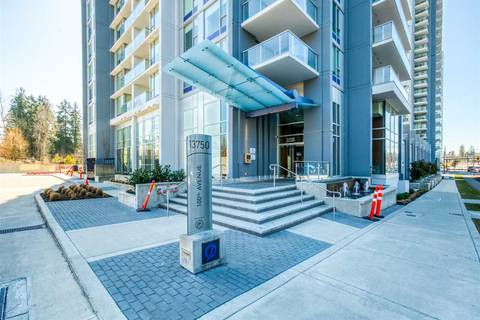 Condo for sale at 13750 100 Ave Unit 1507 Surrey British Columbia - MLS: R2435297