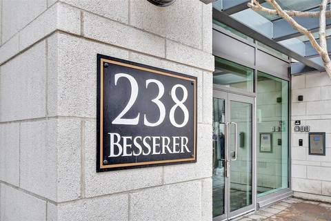 Condo for sale at 238 Besserer St Unit 1507 Ottawa Ontario - MLS: 1152002