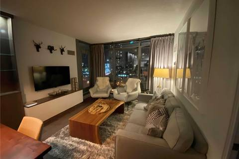 Apartment for rent at 3 Navy Wharf Ct Unit 1507 Toronto Ontario - MLS: C4651224