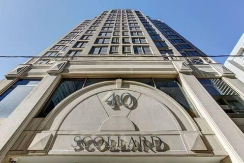 Apartment for rent at 40 Scollard St Unit 1507 Toronto Ontario - MLS: C4543884