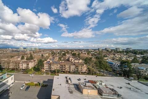 Condo for sale at 8288 Lansdowne Rd Unit 1507 Richmond British Columbia - MLS: R2448506